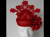 Fiona Mangan Millinery Jen